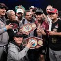 Mikey Garcia: Winning this fourth title in a fourth division is an honor