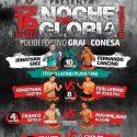 Potro Eniz vs. Trapo Cancino por latino CMB este viernes en Gral. Conesa. TyC Sports 22 h