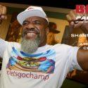 """El dos veces campeón mundial Shannon Briggs """"let's go champ"""" ha sido confirmado para la cuarta edición de Box Fan Expo"""