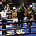 """""""Tyson"""" Rivera derrota al campeón nacional Eduardo Rizo"""