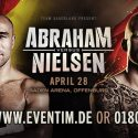 Abraham and Nielsen meet in crunch Super Middleweight clash