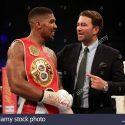 Promotor británico 've con buenos ojos' una pelea entre Anthony Joshua y Deontay Wilder