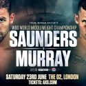Warren – Golovkin vs Saunders in play for autumn, Saunders will face Murray on June 23