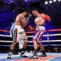 Jose 'Chiquiro' Martínez and Alejandro 'Peque' Santiago battle to split draw in main event of march 24 Golden Boy Boxing on ESPN at Complejo Ferial de Puerto Rico in Ponce