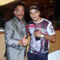 """Ex campeón mundial 'Churritos' Hernández fue víctima de """"amigos de lo ajeno"""""""