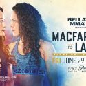 Ilima-Lei Macfarlane Makes First Flyweight Title Defense Against Alejandra Lara at Bellator 201 on June 29