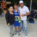 Efrain Nieves Rodríguez / Su madre no quería que fuera boxeador