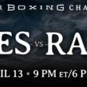 Premier Boxing Champions on FS1 Kicks Off 2018 Season With Three-Hour Action Packed Extravaganza From The Armory in Minneapolis on Friday, April 13