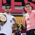 Leo Santa Cruz: I hope everyone comes out June 9 because it's going to be a fight to remember