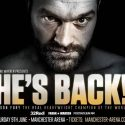 Tyson Fury signs exclusive promotional deal with Frank Warren