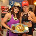 Tigresa Acuña y Daniela Bermúdez cumplen con el peso. A todo nada este viernes en Hurlingham