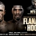 Flanagan vs Hooker lands on Fury comeback card
