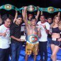 """Jasseth Noriega y """"Jaguar"""" Mejía, retienen sus campeonatos nacionales"""