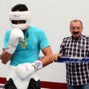 """El entrenador Ignacio Beristaín expresa, """"Rey Vargas tiene que hacer una pelea perfecta"""""""