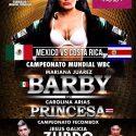 'Barby' Juárez regresa al ring el 28 de abril