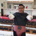 """Azteca Gerardo """"Sombra"""" Castillo sufre un corte en la nariz"""