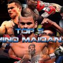 Video: TOP 5: Los combates más significativos en la carrera del Chino Maidana