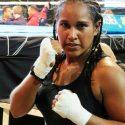 """Carolina Arias dice, """"voy a tener el gran orgullo de pelear con una gran peleadora como Mariana Juárez"""""""