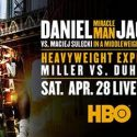 Jacobs vs. Sulecki from Brooklyn – On the next HBO World Championship Boxing this Saturday