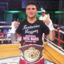 Gabriel Ledesma expone vs. Luis Verón título latino welter OMB – Viernes en Barracas