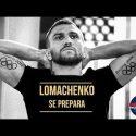 Video: Vasyl Lomachenko se prepara para Linares!