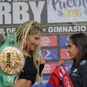 """'Barby' Juárez / """"Tengo el sueño de ser campeona mundial supergallo y no puedo cometer ningún error"""""""