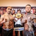 Abraham and Nielsen make weight, ready for WBO International title clash