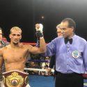El boricua Luis 'Popeye' Lebrón obtiene el campeonato latino pluma O.M.B.