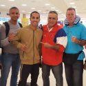 'Manny' Rodríguez / El boricua peleará por el cinto mundial vacante gallo este sábado 5 de mayo