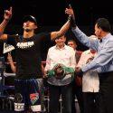 Sandoval, Vázquez y Salazar ganaron títulos del CMB en Aguascalientes, México