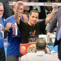 ¡¡¡ 'Manny' Rodríguez / Nuevo campeón mundial peso gallo F.I.B. !!!