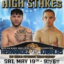 2016 Olympic bronze medalist Nico Hernandez will be fighting for IBA World title in his 5th professional fight