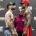 Official Weights & Photos for Tomorrow Night's Premier Boxing Champions on Bounce Action from Sam's Town in Las Vegas