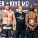 "Bellator 199 Official Weigh-in: Ryan Bader (225.1) vs. ""King Mo"" Lawal (217.4)"