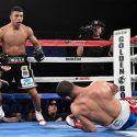 Jaime Munguia stops Sadam 'World Kid' Ali to capture WBO junior middleweight world title