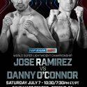 El campeón regresa a casa: José Ramírez Defenderá su título mundial el 7 de julio en Fresno