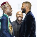 "Adonis Stevenson: ""Don't Blink! Because it's only going to take one punch to knock him out."""