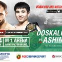 One on one with M-1 Challenge Interim Flyweight Champion Arman Ashimov