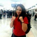 """La estadounidense Melissa McMorrow declara, """"el cinturón WBC regresa conmigo a USA"""""""