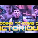 Video: Leo Santa Cruz on Mares rematch: I'm going to come out victorious