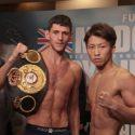 McDonnell e Inoue listos y en peso