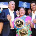 Los mexicanos Zamora y 'Rocky' Hernández hacen historia