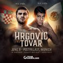 Hrgović returns on June 9 to face undefeated Tovar in Munich