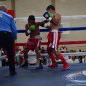 "Boxeadores de Azcapotzalco ""Canito"" Cano, Ernesto Salcedo y Enrique Aguilar, ganaron, en gran función"