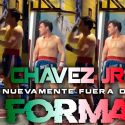 Video: Julio Cesar Chávez Jr nuevamente… ¡Excedido de peso!