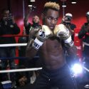 Jermell Charlo: It's all about training and getting the work done to be prepared for June 9.
