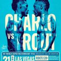 Guerra boxística en Los Ángeles: Jermell Charlo vs. Austin Trout