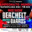 Talento yucateco respaldará a Berchelt vs. Barros en Mérida