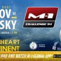 Damir Ismagulov to defend M-1 Challenge lightweight title vs. Artem Damkovsky