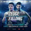Zeuge defends WBA World title against Fielding on July 14 in Offenburg